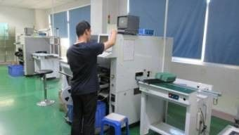 Zhongshan Julang Electric Lighting Company Limited factory production line