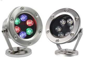 Marine Bright Underwater Led Lights For Ponds IP68 24 Volt Low Voltage