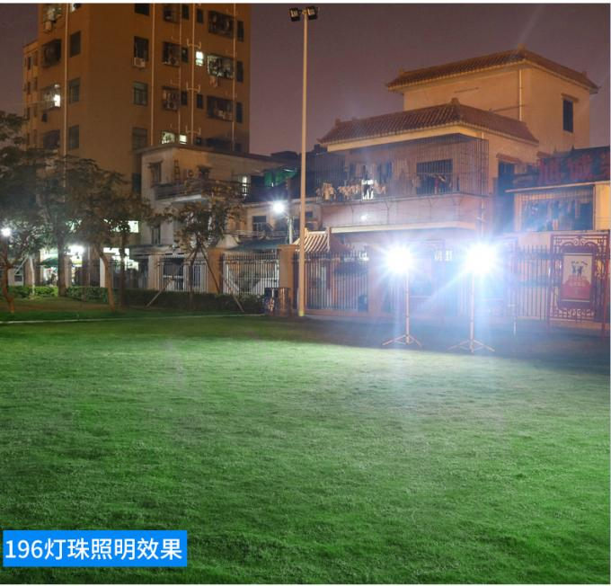 External Waterproof Outdoor LED Flood Lights Warm White RGB 300w High Power