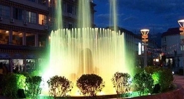 54W Waterproof Underwater Led Lights for Spas Fountains Kayaks High Power